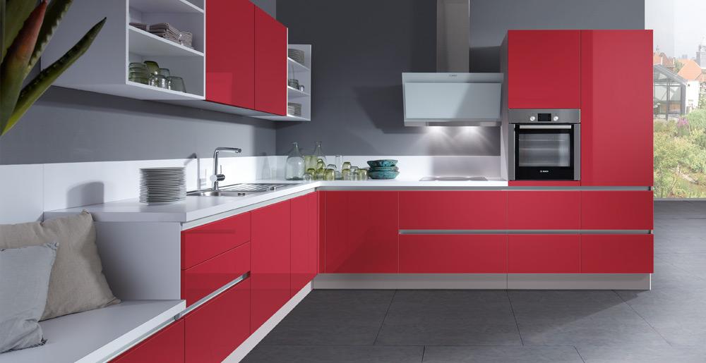 Luce couleur GL rouge